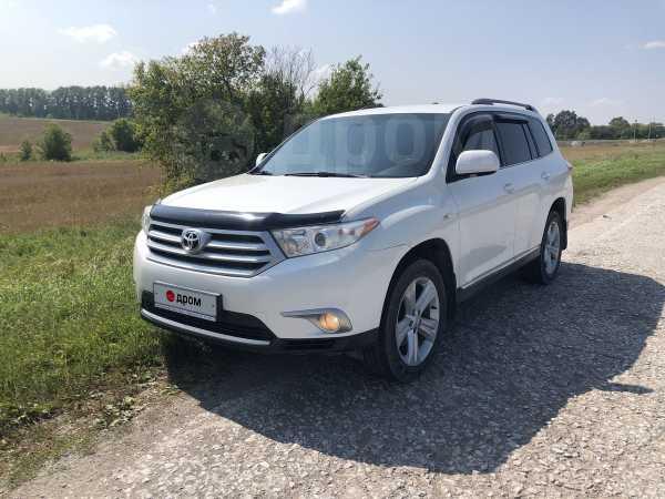 Toyota Highlander, 2012 год, 1 190 000 руб.