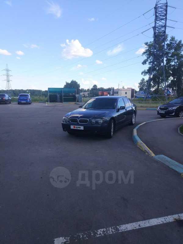 BMW 7-Series, 2002 год, 330 000 руб.