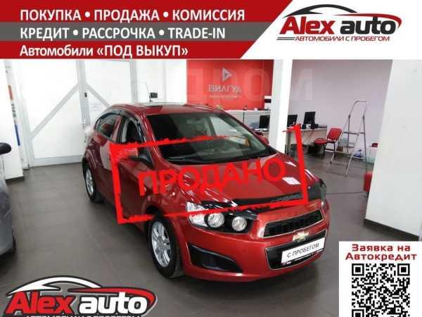 Chevrolet Aveo, 2012 год, 425 000 руб.