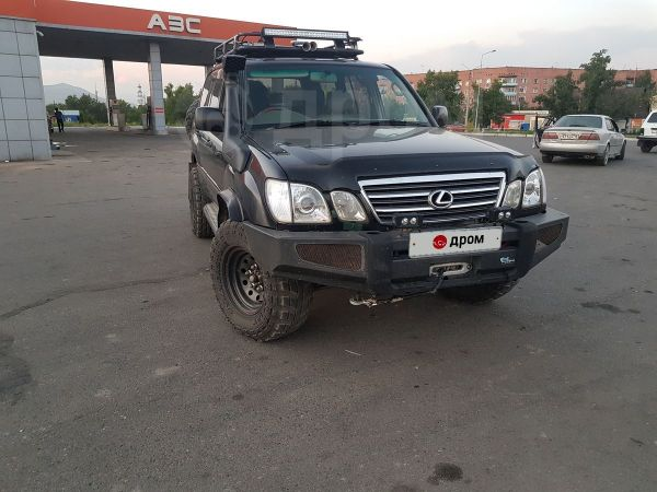 Toyota Land Cruiser, 2001 год, 1 300 000 руб.