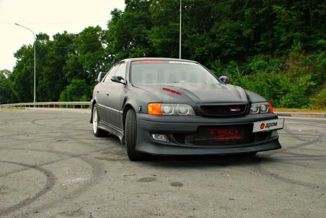 Toyota Chaser, 2000 год, 365 000 руб.