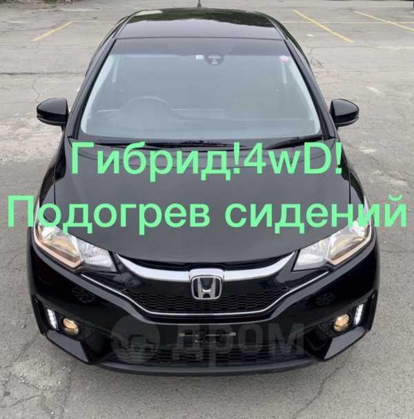 Honda Fit, 2016 год, 755 000 руб.