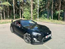 Барнаул GT 86 2012