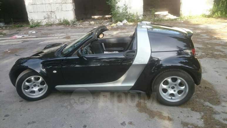 Smart Roadster, 2003 год, 500 000 руб.