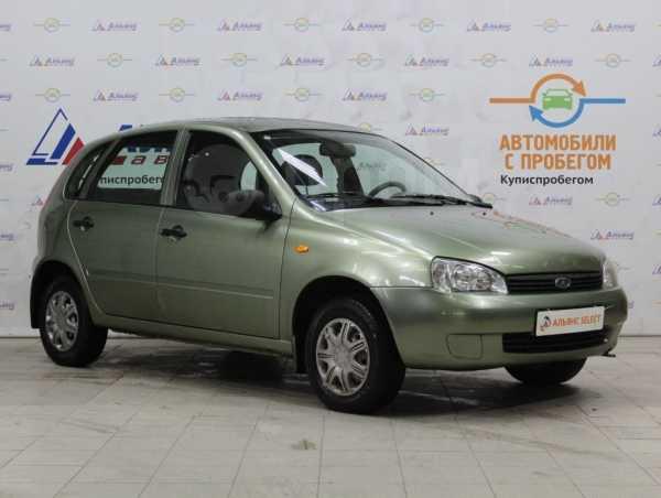 Лада Калина, 2009 год, 115 000 руб.