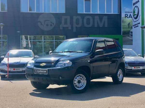 Chevrolet Niva, 2019 год, 545 000 руб.