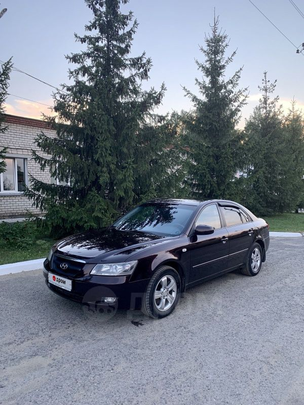 Hyundai NF, 2007 год, 410 000 руб.