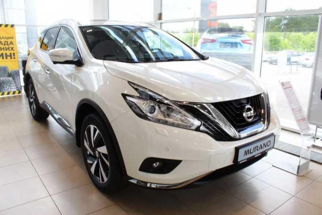 Nissan Murano, 2020 год, 3 322 000 руб.