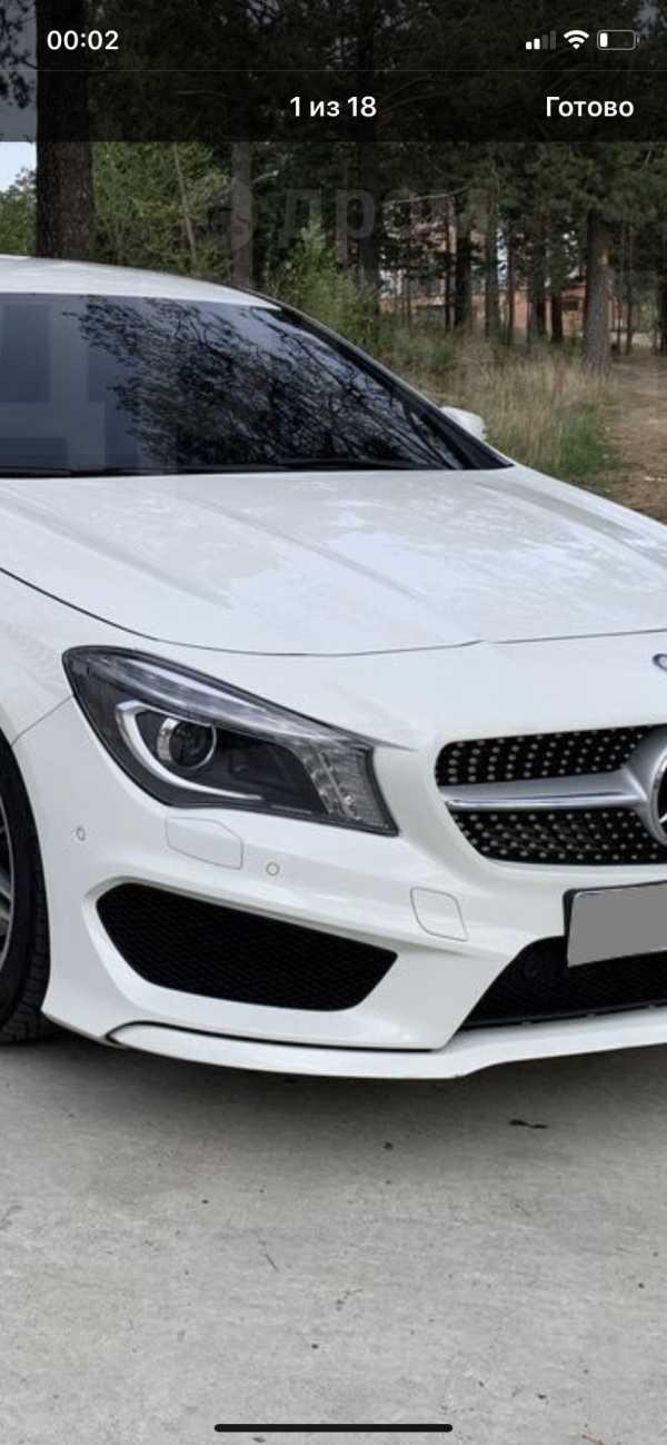 Mercedes-Benz CLA-Class, 2013 год, 1 296 000 руб.