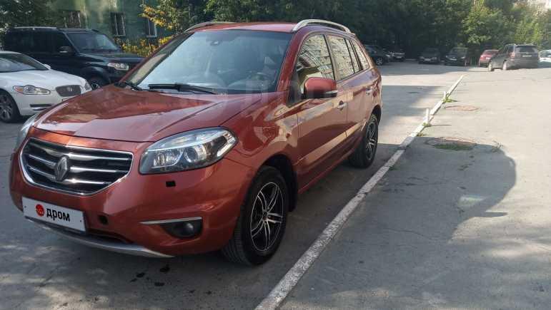Renault Koleos, 2011 год, 645 000 руб.