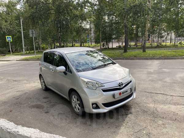 Toyota Ractis, 2011 год, 525 000 руб.