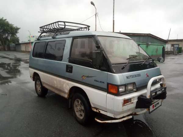 Mitsubishi Delica, 1990 год, 210 000 руб.