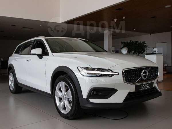Volvo V60, 2020 год, 3 258 440 руб.