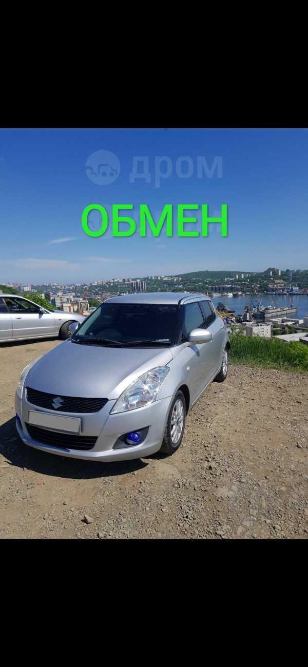 Suzuki Swift, 2011 год, 420 000 руб.