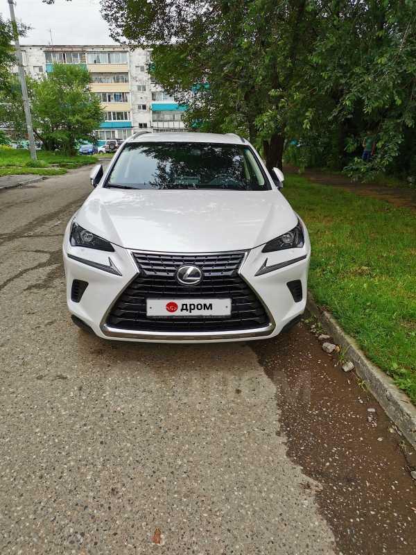 Lexus NX300, 2017 год, 2 730 000 руб.