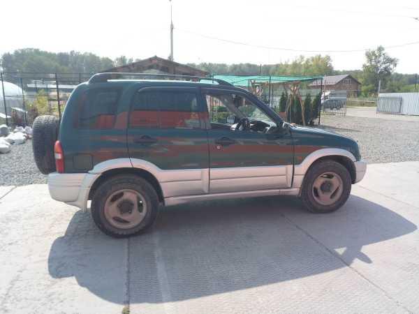 Suzuki Escudo, 1998 год, 200 000 руб.