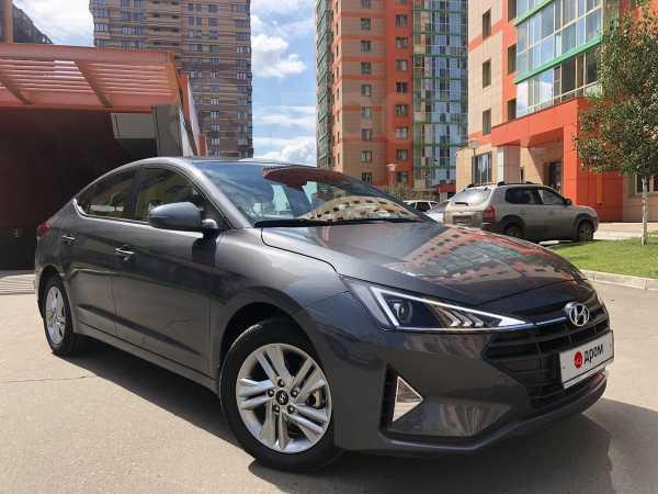 Hyundai Elantra, 2020 год, 1 070 000 руб.