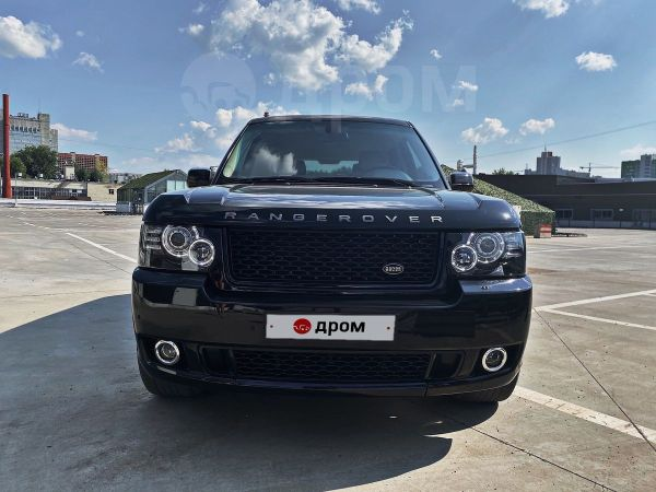 Land Rover Range Rover, 2006 год, 785 000 руб.