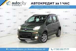 Новосибирск Fiat Panda 2014