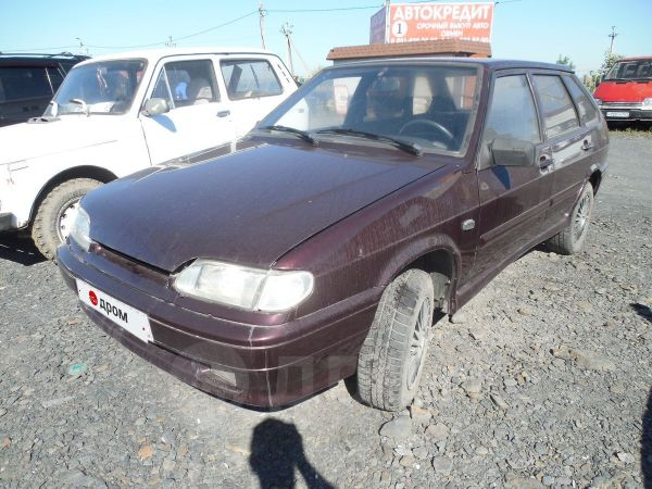 Лада 2114 Самара, 2011 год, 115 000 руб.