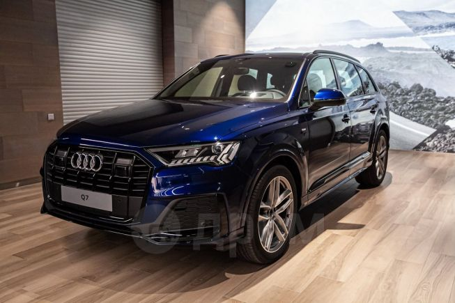 Audi Q7, 2020 год, 5 446 265 руб.