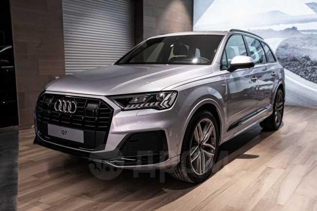 Audi Q7, 2020 год, 5 408 511 руб.