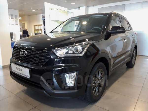 Hyundai Creta, 2020 год, 1 383 000 руб.