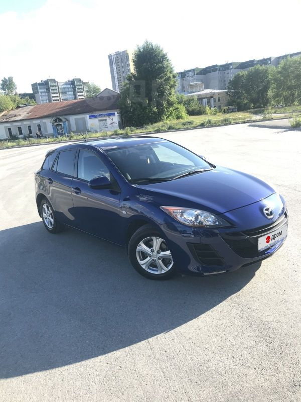 Mazda Mazda3, 2009 год, 499 000 руб.