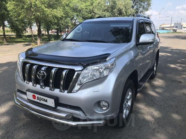 Toyota Land Cruiser Prado, 2015 год, 2 467 000 руб.