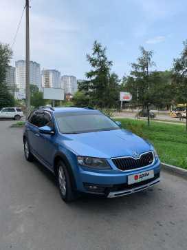 Иркутск Octavia 2014