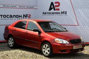 Нижний Новгород Corolla 2002