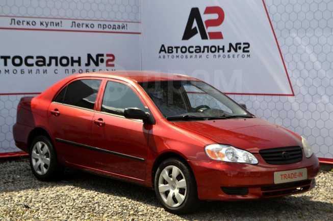 Toyota Corolla, 2002 год, 279 999 руб.