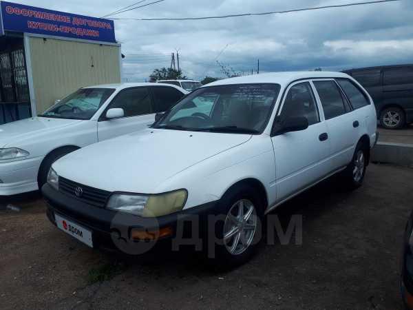 Toyota Sprinter, 1999 год, 208 000 руб.