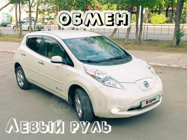Nissan Leaf, 2012 год, 840 000 руб.