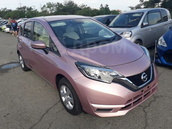 Nissan Note, 2017 год, 650 000 руб.
