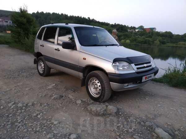 Chevrolet Niva, 2008 год, 249 000 руб.