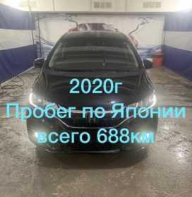 Владивосток Honda Fit 2020