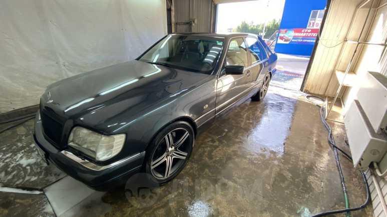 Mercedes-Benz S-Class, 1995 год, 400 000 руб.