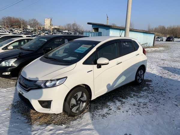 Honda Fit, 2014 год, 670 000 руб.