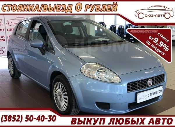 Fiat Punto, 2008 год, 328 000 руб.