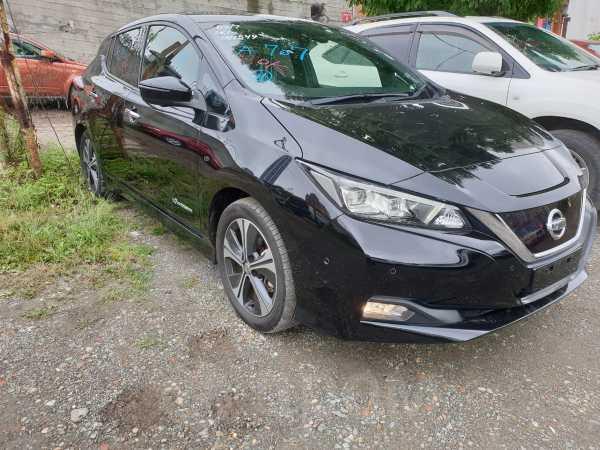 Nissan Leaf, 2017 год, 1 555 555 руб.