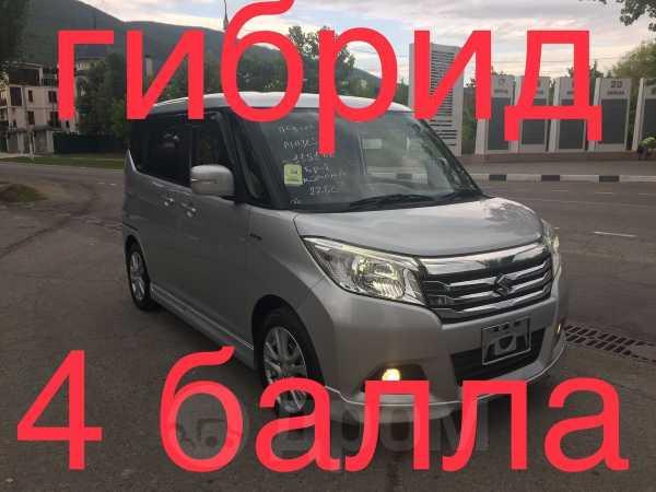 Suzuki Solio, 2016 год, 745 000 руб.