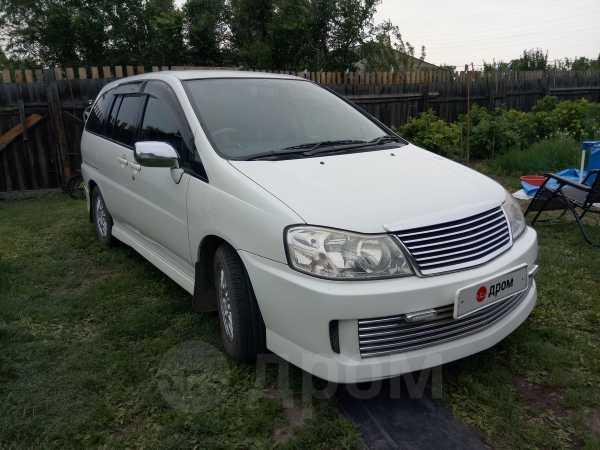 Nissan Liberty, 2001 год, 440 000 руб.