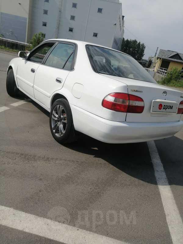 Toyota Corolla, 2000 год, 167 000 руб.