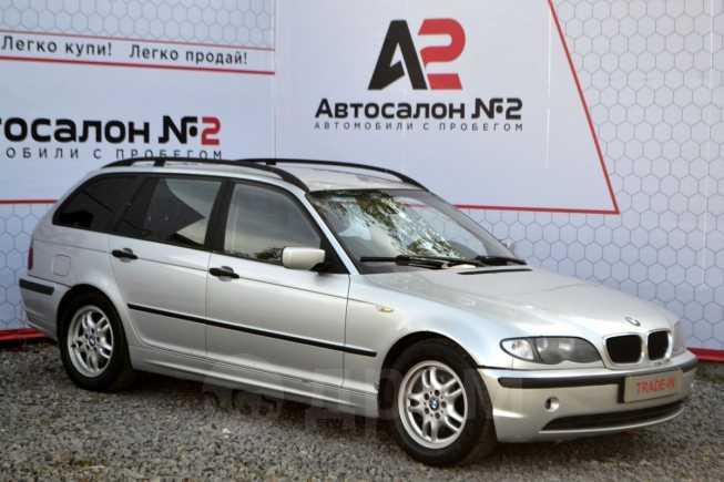 BMW 3-Series, 2003 год, 309 900 руб.