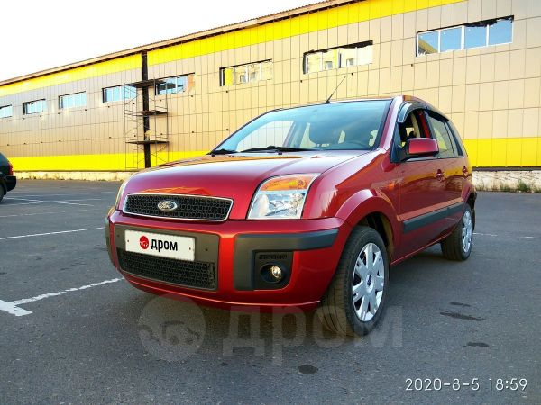 Ford Fusion, 2008 год, 340 000 руб.