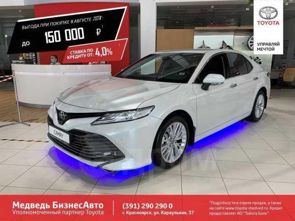 Toyota Camry, 2020 год, 2 716 000 руб.