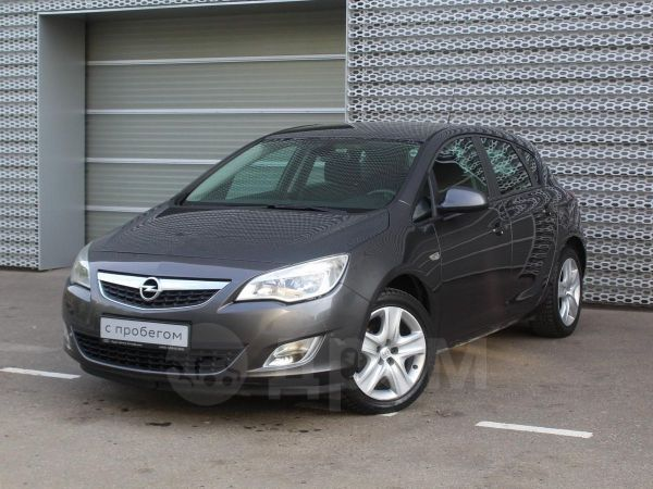 Opel Astra, 2010 год, 486 200 руб.