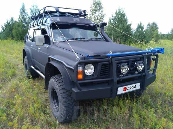 Nissan Safari, 1989 год, 1 260 000 руб.