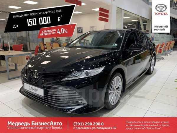 Toyota Camry, 2020 год, 2 705 000 руб.